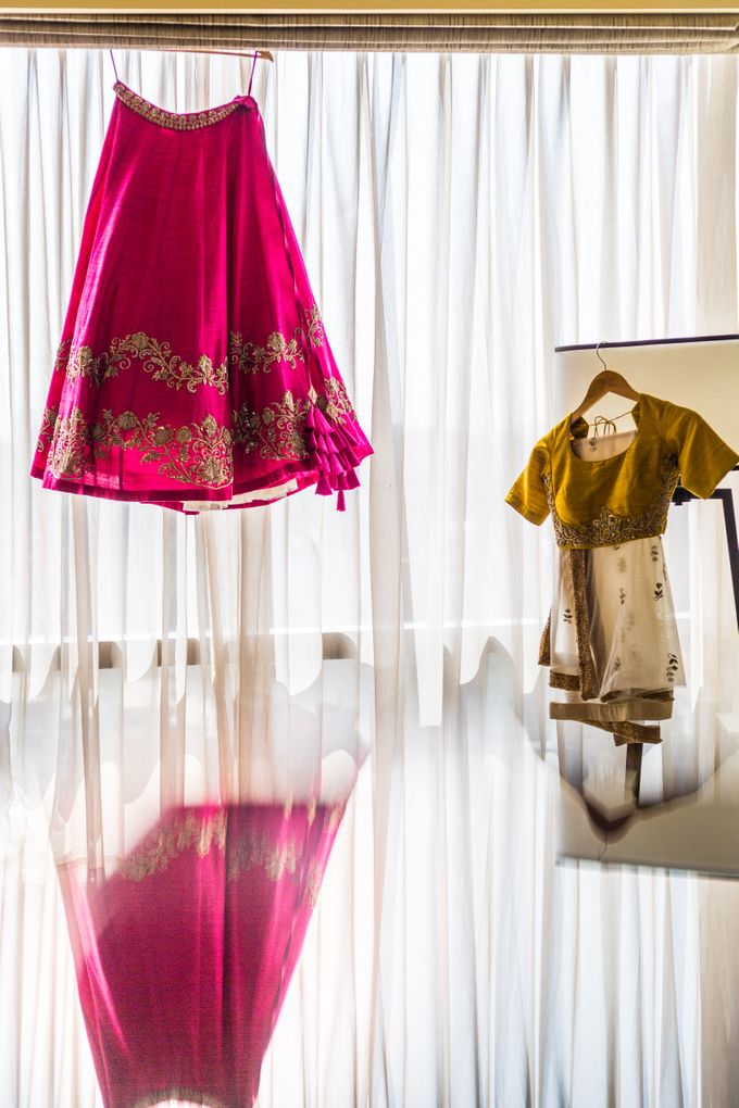 A CHIC FRENCH GUJARATI INTIMATE WEDDING by destination  photographers - 002
