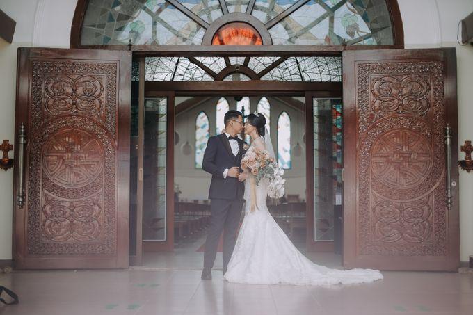 Anggrit & Yoga Wedding at Gereja ST. Matias by Mirza Photography - 031