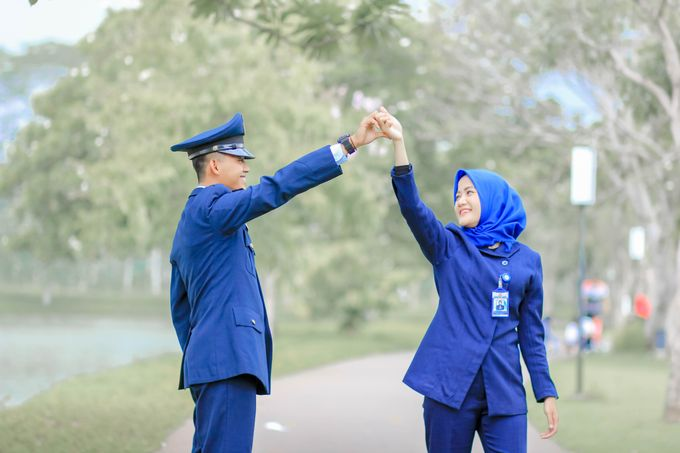 Syaifudin & Vely -Pre Wedding by FMS Photography - 001