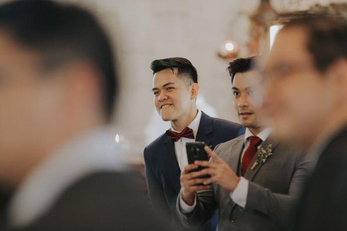 Neal & Pat Wedding at Antonios Tagaytay by Honeycomb PhotoCinema - 033