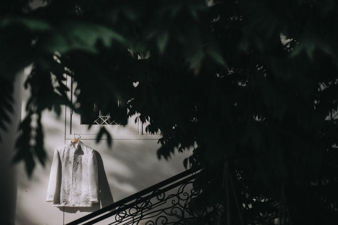 Mira & Yurian Wedding at The Manor Andara by Mirza Photography - 003