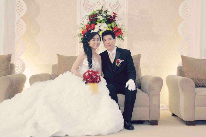 International Wedding Planning Raymond & Viriany by Meilleur - 004