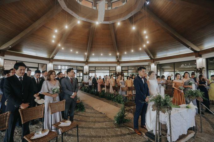 Neal & Pat Wedding at Antonios Tagaytay by Honeycomb PhotoCinema - 035