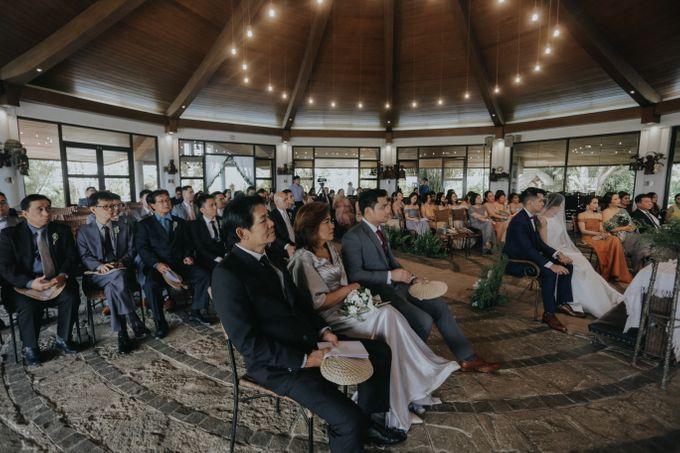 Neal & Pat Wedding at Antonios Tagaytay by Honeycomb PhotoCinema - 032