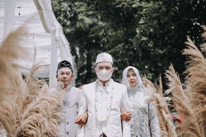 Mira & Yurian Wedding at The Manor Andara by Mirza Photography - 009