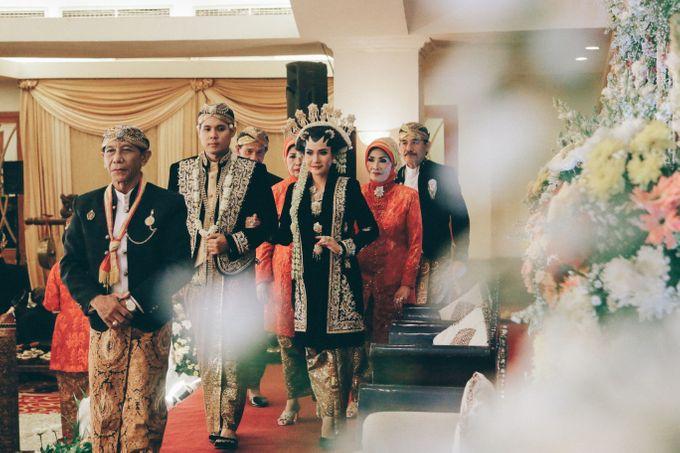 The Wedding of Nesha & Dito by Ahava by Bona Soetirto - 022