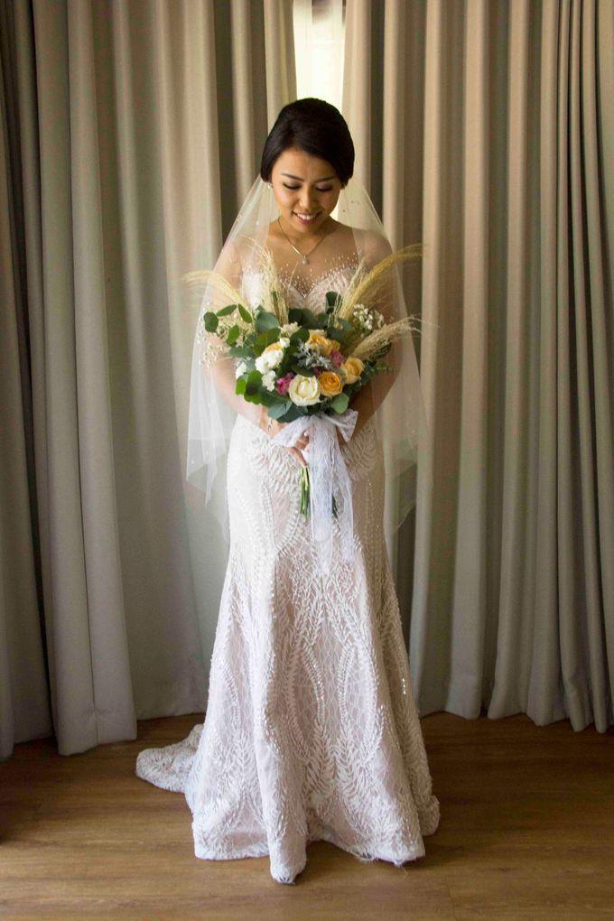 Santo & Keke Wedding by White Roses Planner - 005