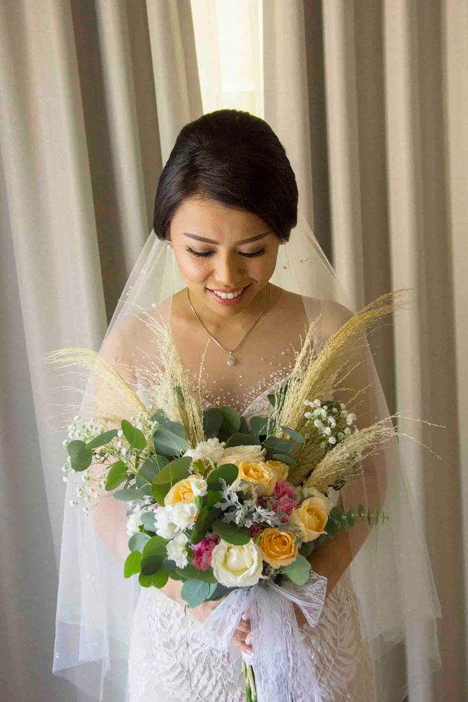 Santo & Keke Wedding by White Roses Planner - 006