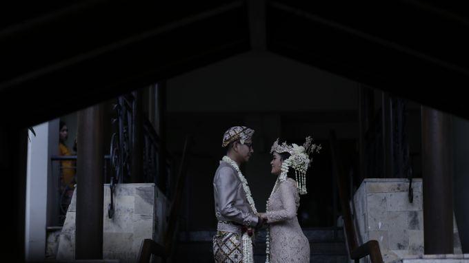 Arini & Ariel Wedding by Hotel Borobudur Jakarta - 005
