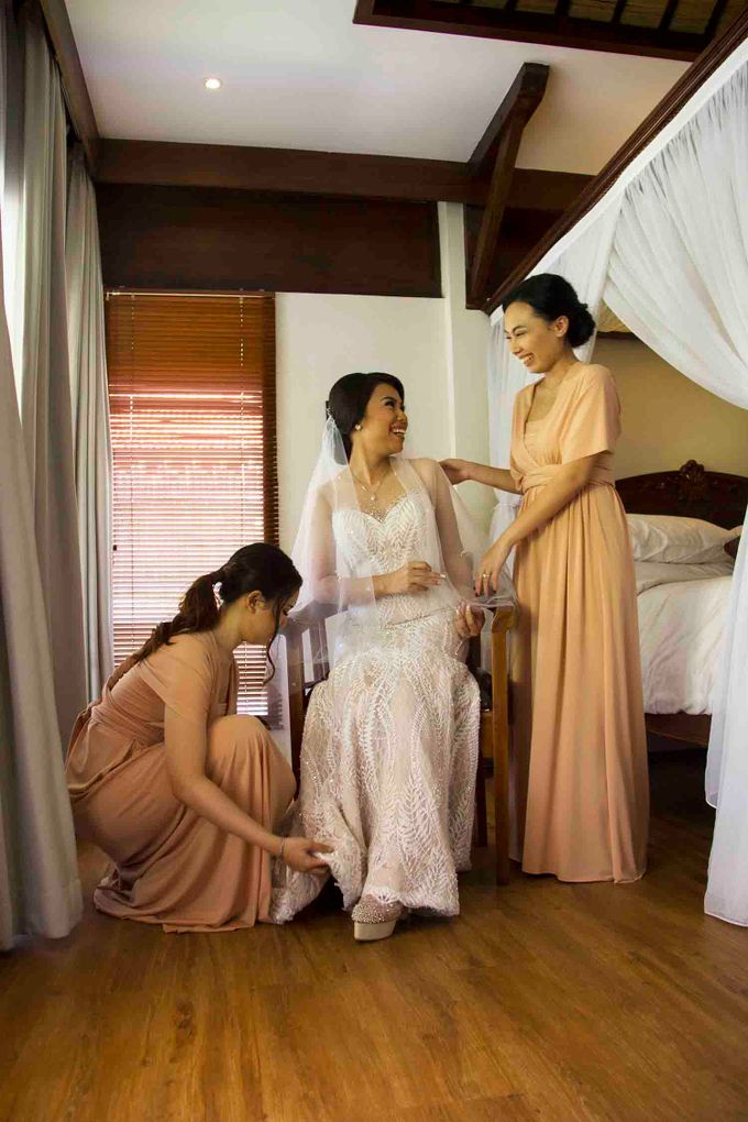 Santo & Keke Wedding by White Roses Planner - 007