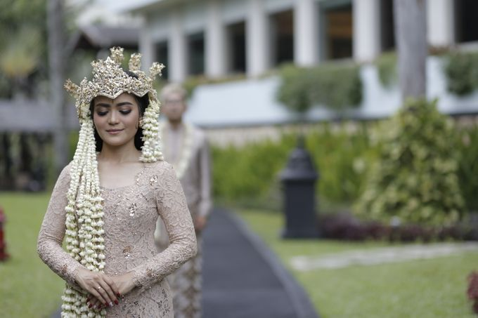 Arini & Ariel Wedding by Hotel Borobudur Jakarta - 006