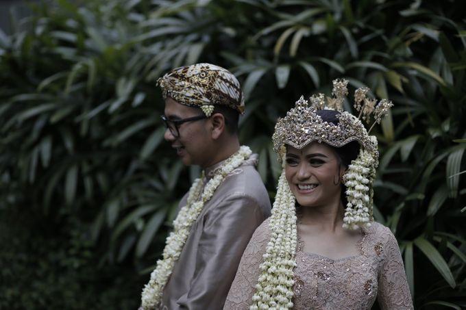Arini & Ariel Wedding by Hotel Borobudur Jakarta - 007
