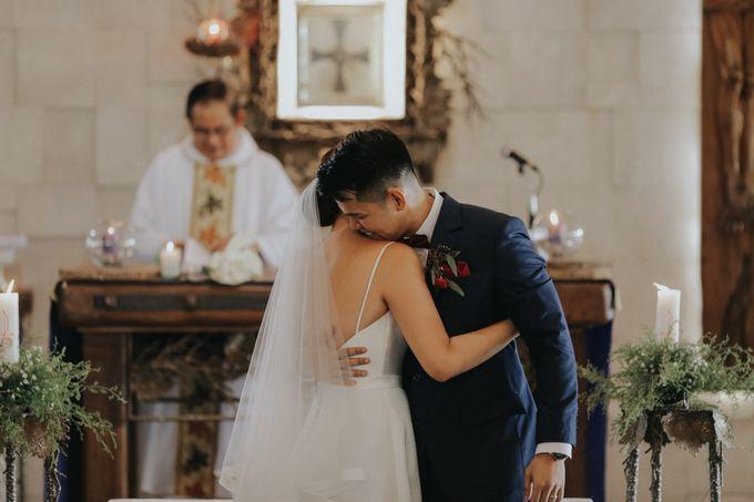 Neal & Pat Wedding at Antonios Tagaytay by Honeycomb PhotoCinema - 029