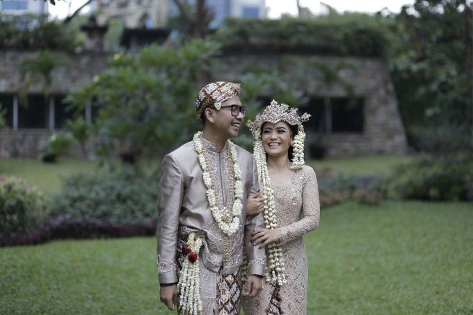 Arini & Ariel Wedding by Hotel Borobudur Jakarta - 008