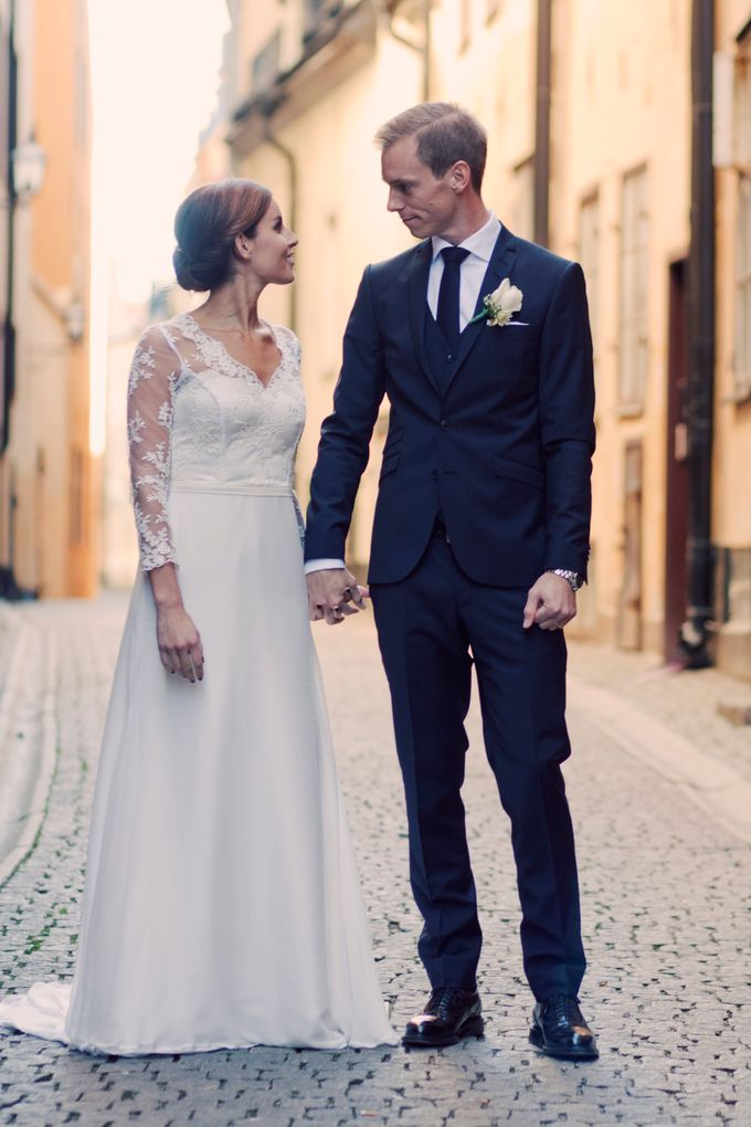 Autumn wedding in Stockholm by Annelie Photography - 027