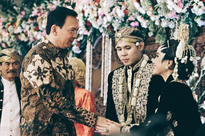 The Wedding of Nesha & Dito by Ahava by Bona Soetirto - 023