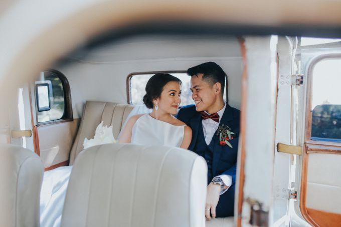 Neal & Pat Wedding at Antonios Tagaytay by Honeycomb PhotoCinema - 027