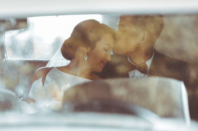Neal & Pat Wedding at Antonios Tagaytay by Honeycomb PhotoCinema - 028