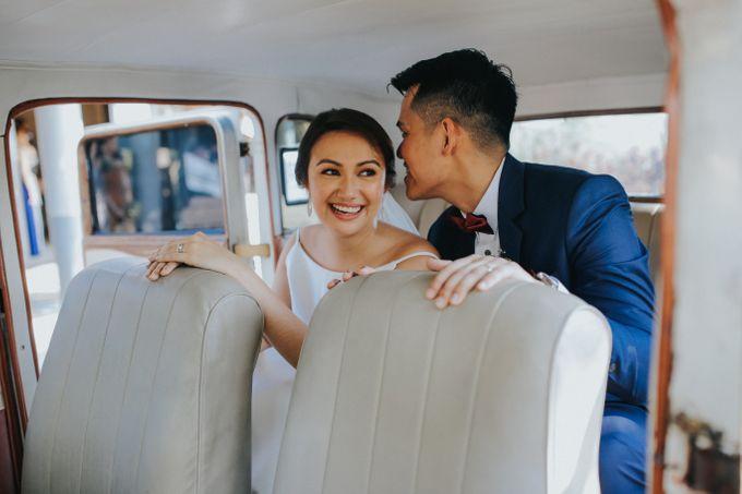 Neal & Pat Wedding at Antonios Tagaytay by Honeycomb PhotoCinema - 025
