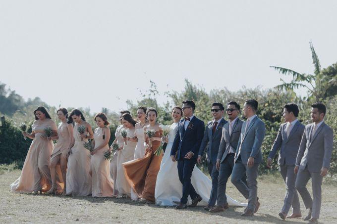 Neal & Pat Wedding at Antonios Tagaytay by Honeycomb PhotoCinema - 023
