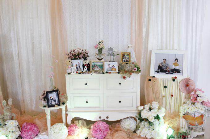 Mezia & Arif Wedding by Fame Hotel Gading Serpong - 003