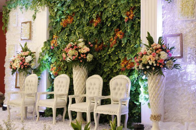 Mezia & Arif Wedding by Fame Hotel Gading Serpong - 004