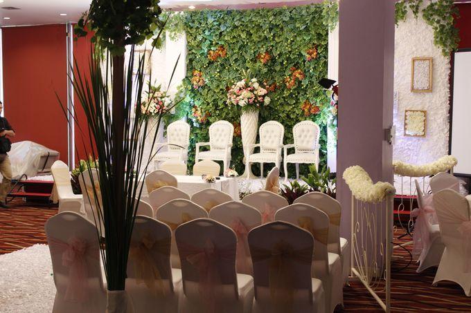 Mezia & Arif Wedding by Fame Hotel Gading Serpong - 007