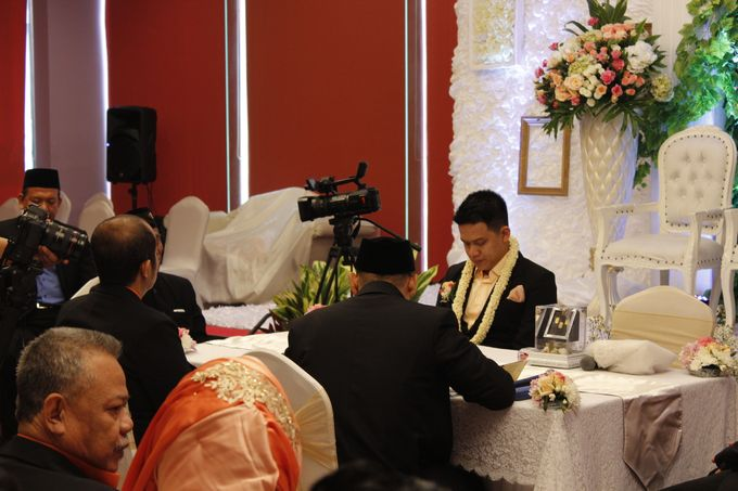 Mezia & Arif Wedding by Fame Hotel Gading Serpong - 019