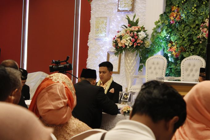 Mezia & Arif Wedding by Fame Hotel Gading Serpong - 020