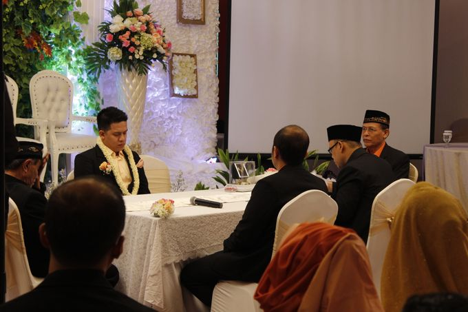 Mezia & Arif Wedding by Fame Hotel Gading Serpong - 022