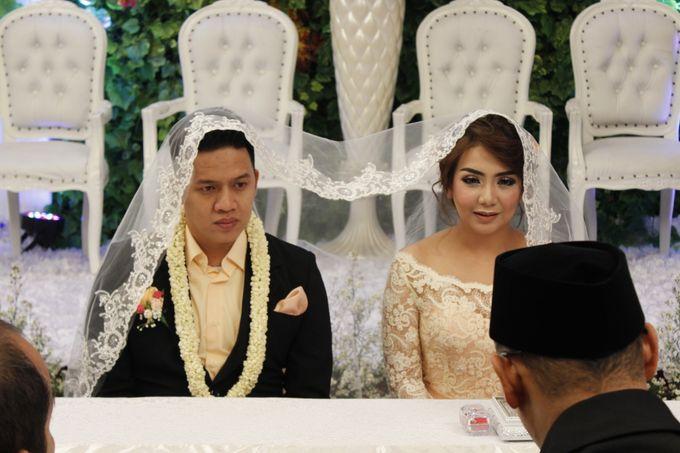 Mezia & Arif Wedding by Fame Hotel Gading Serpong - 024