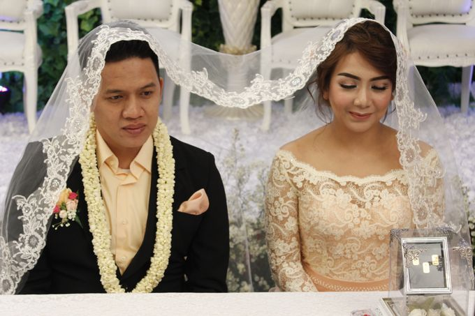 Mezia & Arif Wedding by Fame Hotel Gading Serpong - 025