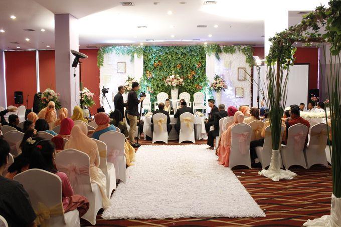 Mezia & Arif Wedding by Fame Hotel Gading Serpong - 026