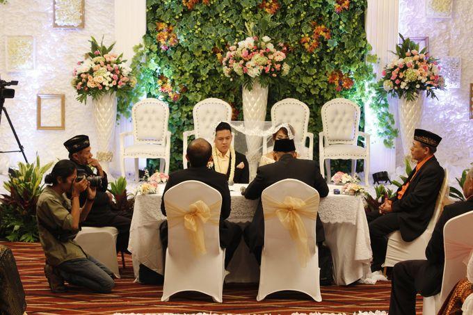 Mezia & Arif Wedding by Fame Hotel Gading Serpong - 027