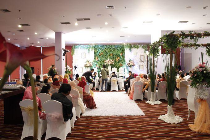 Mezia & Arif Wedding by Fame Hotel Gading Serpong - 028