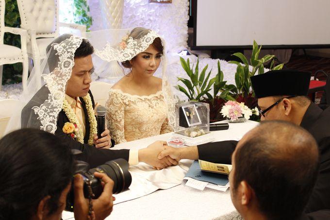 Mezia & Arif Wedding by Fame Hotel Gading Serpong - 029