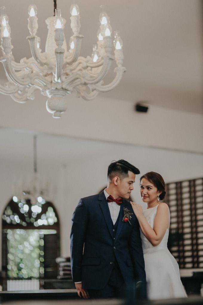 Neal & Pat Wedding at Antonios Tagaytay by Honeycomb PhotoCinema - 019