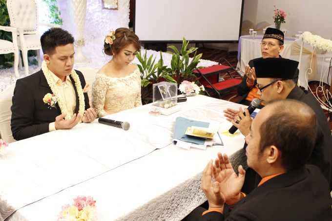 Mezia & Arif Wedding by Fame Hotel Gading Serpong - 030