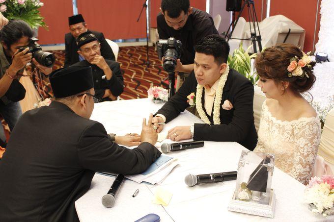Mezia & Arif Wedding by Fame Hotel Gading Serpong - 031