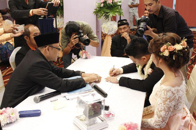Mezia & Arif Wedding by Fame Hotel Gading Serpong - 032