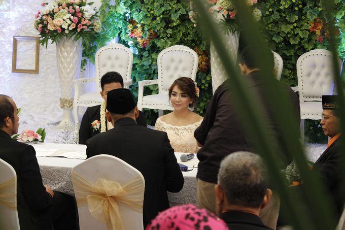 Mezia & Arif Wedding by Fame Hotel Gading Serpong - 033
