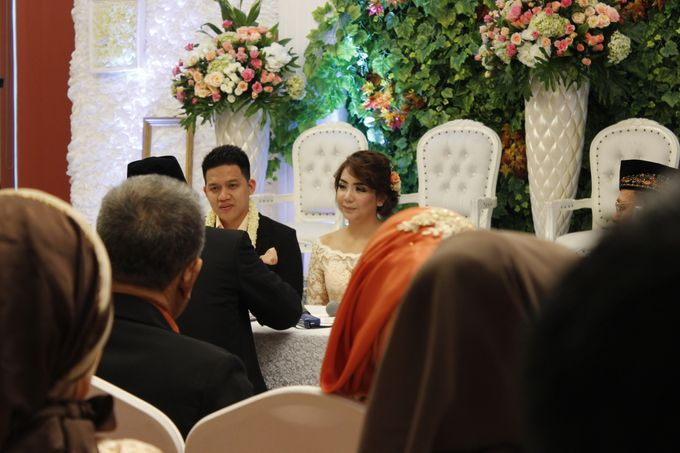 Mezia & Arif Wedding by Fame Hotel Gading Serpong - 034
