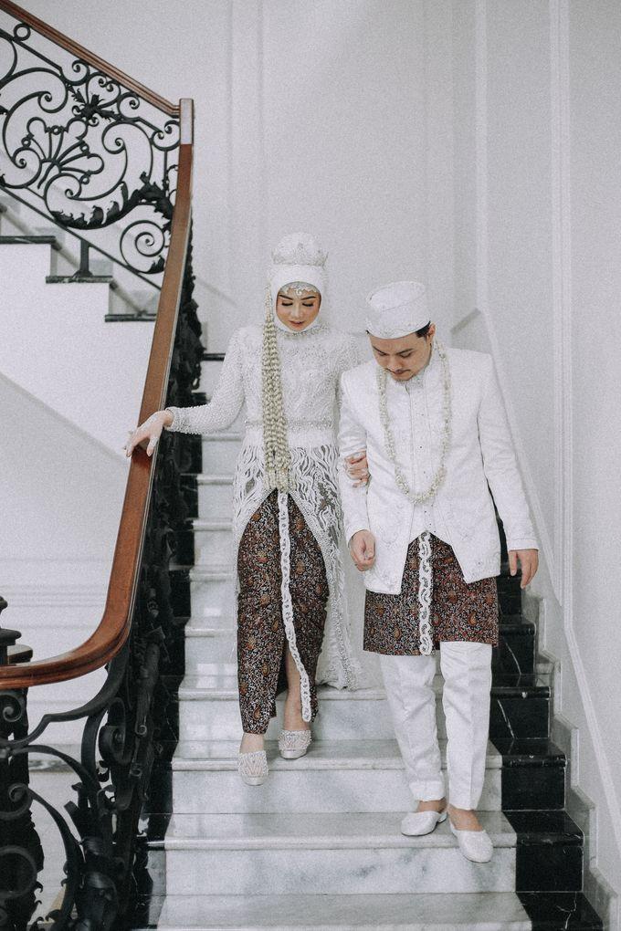 Mira & Yurian Wedding at The Manor Andara by Mirza Photography - 013