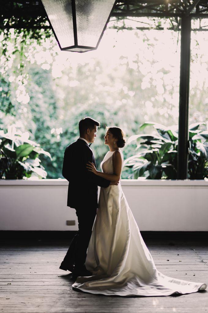 Neal & Pat Wedding at Antonios Tagaytay by Honeycomb PhotoCinema - 013