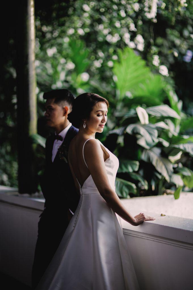 Neal & Pat Wedding at Antonios Tagaytay by Honeycomb PhotoCinema - 009
