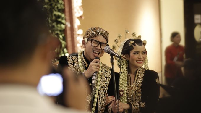 Arini & Ariel Wedding by Hotel Borobudur Jakarta - 011
