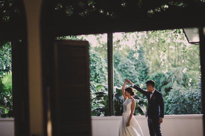 Neal & Pat Wedding at Antonios Tagaytay by Honeycomb PhotoCinema - 007
