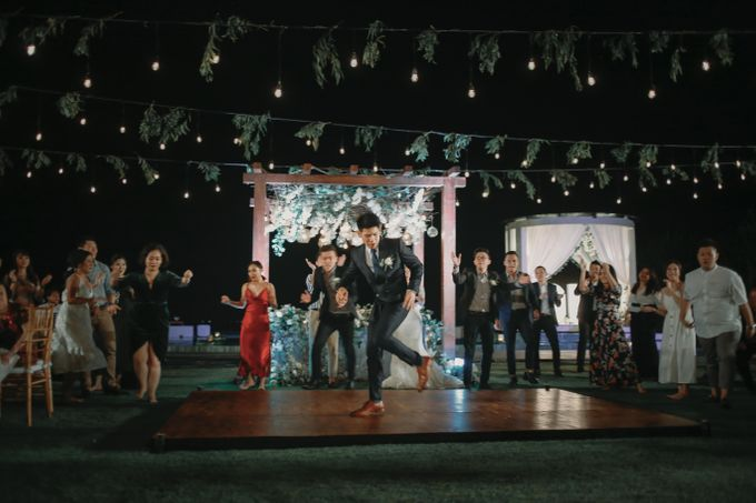 The Journey of Dennis & Diana - Part Two by Lumbung Catering - 023