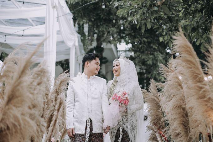 Mira & Yurian Wedding at The Manor Andara by Mirza Photography - 018
