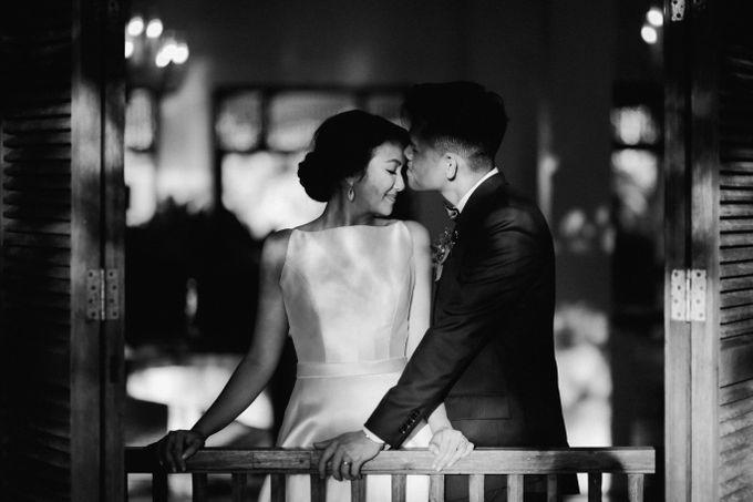 Neal & Pat Wedding at Antonios Tagaytay by Honeycomb PhotoCinema - 004
